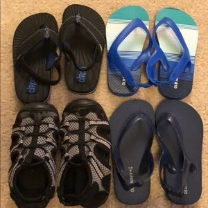 Other - Boy's summer shoes